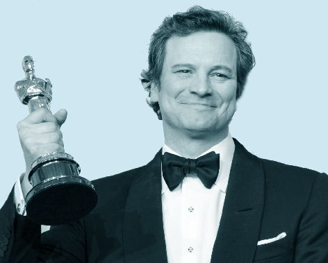 Colin Firth Academy Award