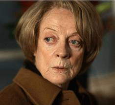 Maggie Smith as Angelica