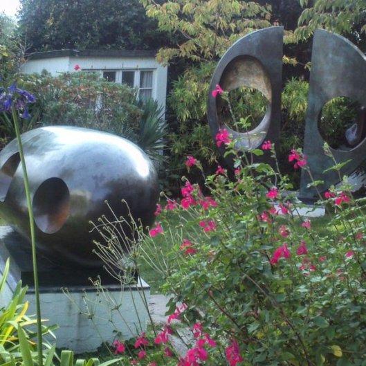 Barbara Hepworth Garden